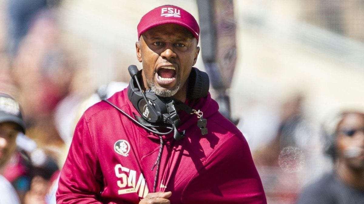 Willie Taggart FSU coach