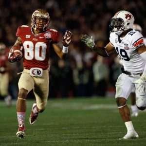 Florida State wide receiver Rashad Greene