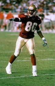 Florida State wide receiver Javon Walker