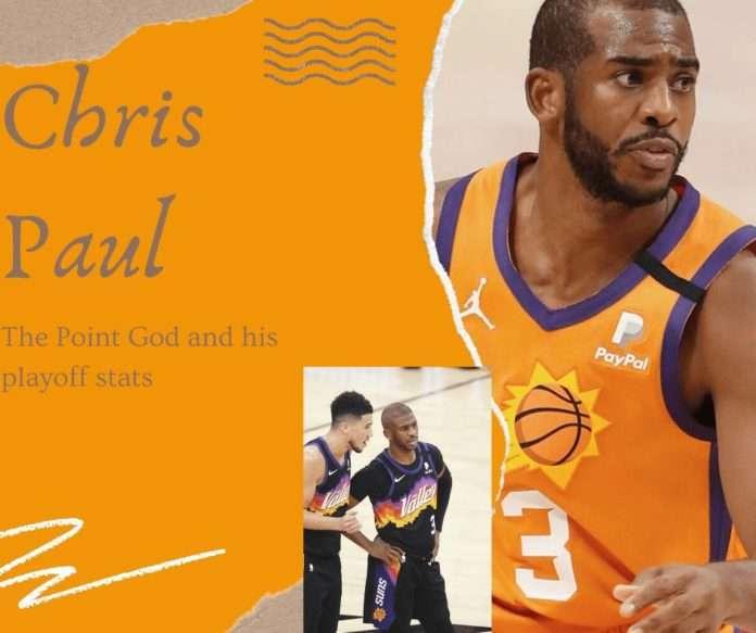Chris Paul stats & assists